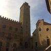 2014年イタリアドライヴその5:塔と迷路の街・世界遺産『サン・ジミニャーノ』へ車でGO!