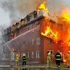 【火災体験談】自宅マンションが火事になった時の話