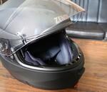 バイクヘルメットの曇り止め対策にフォグウインプラス!使い方とZENITHシールドの外し方詳細