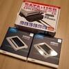 愛用ノートPCのSSD、2回目更新と、もう一台の換装準備