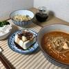 6/24  ジャスミン米炒飯とトムヤムクン風もやしスープ @減量めし