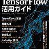 前職時代に執筆した「TensorFlow活用ガイド」 が発売されました