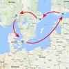 北欧4ヵ国を周遊する上で困ったこと