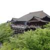 【写真加工】清水寺に雨が降る!?