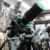 Founder optics FOT85鏡筒とスコープテックZERO経緯台の展示を開始いたしました!