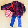 【ZARAキッズの冬アウターを購入】使い心地とサイズ感、コーデ、4歳の子どもの着画