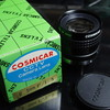 COSMICAR CCTV Camera Lens 8.5mm F1.5