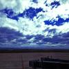 【画像】神戸空港台風前