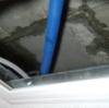 札幌市 水道修理 集合住宅 トイレ水道管(排水管) 階下漏水修繕