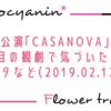 【花組】「CASANOVA」 2回目の観劇で気づいた小ネタなど(2019.02.12)感想5 【ネタバレあり】