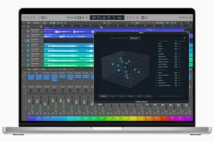 APPLE Logic Pro、10.7で空間オーディオ制作に対応