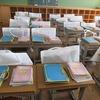 明日は登校日:教室の様子 3,4,5年生+6年生