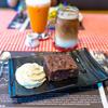 チョコレートブラウニー気分の日は『Zurich Bread Factory&Cafe』