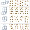 立体図形と数の複合問題に挑戦【小学校受験】
