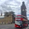 ANAビジネスクラスでロンドンに行ってみた!!!