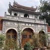 リン ウン寺 通りがかりに見つけたお寺