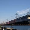 貨物列車撮影 8/26 大遅延の3071レを撮る