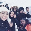 Mt Rainier にて雪の降る中ハイキングに行って来ました!