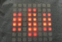 音楽に合わせて光るLEDをナイトライダー風に自作(ArduinoとWS2812Bを使用)