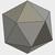 Fusion360で、正二十面体をモデリングする。