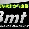 LUC888 圧倒的統計と進化するバカラツール! バカラメタトレーダー 『Bmt4』