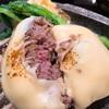 【五反田】最高級黒毛和牛100%のチーズハンバーグでしょう