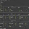 wttr.in (Linux)端末で天気予報を見る方法