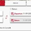 Trenitalia(トレニタリア)のネット予約方法