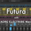 KORG ELECTRIBE Waveの習作公開。