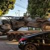 ロスで撮られた思われるバットモービル画像が公開される。