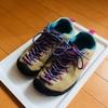 少ない靴で暮らす
