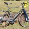 千葉県のS様 CXチタンバイク