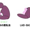・授乳姿勢について(予習)IKEAでロッキングチェアーを購入