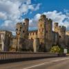 古代~中世のヨーロッパのお城の歴史 構造の変化と特徴
