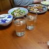 父の酒 2杯の日本酒