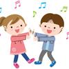 子ども達もノリノリで踊り出す♪