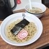 「煮干しつけ麺」麺や 福座