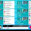 【剣盾S6ダブル 最終21位】雨ファントムスイッチ