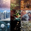 アメブロ、Instagram、Facebookに音材69の詩を。(クリスマスの終わりに)