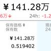 チャレンジ暗号資産200(途中結果 40日後 )
