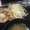 豚スタミナ定食