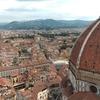 親子旅 フィレンツェのドゥオモに登ると、エンヤの声が聞こえる…