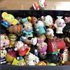 あつまれアンパンマン指人形|10年前の食玩おもちゃを久しぶりに並べてみた