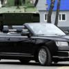 アウルス セナートコンバーチブル ロシア車