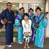 琉球民謡登川流研究保存会民謡コンクール、やーるーずメンバー受験しました