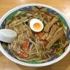 【今週のラーメン3090】 楽喜亭 (東京・三田) もやしうま煮麺 ~ちょっと背伸びの大衆町中華的日替わりランチもやし麺
