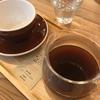 オールトクラウドコーヒーへ