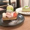 桜とよもぎのタルトにうっとり♡ローストポークのコトごはんも(coto cafe @新宿)