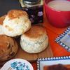 ランガムのスコーンと紅茶 @日本橋三越の英国展Part1