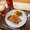 米っこ桃豚味噌漬け~丁度いい塩梅です。